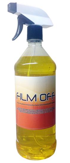 Жидкость для удаления клея Film OFF, 1 литр.