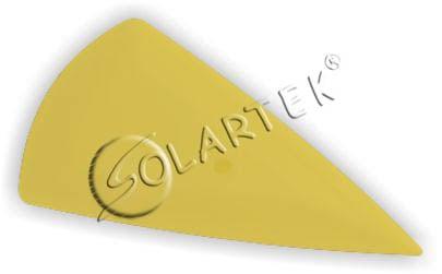 Желтый контур