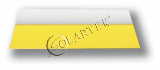 Жёлтая полиуретановая выгонка(Turbo)