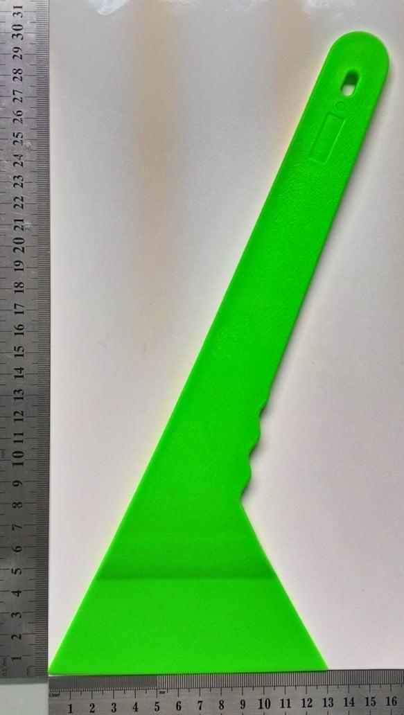 Пластиковый уголок большой термоустойчивый