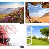 Каталог шкафов-купе, фотообои, холсты 16